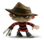 Day 708. Freddy Krueger by Cryptid-Creations
