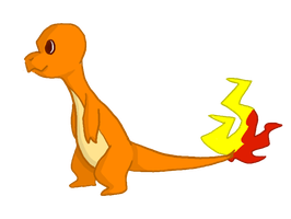 Charmander by Violent-Wolf