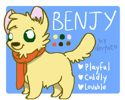 Benjy's Reference Sheet by derpato