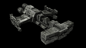 Terran Battlecruiser by General-Nickinburg