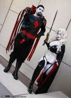 Mr. Sinister and Lady Death 3 by Insane-Pencil