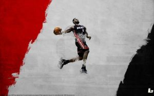 104. LeBron James by J1897