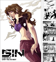 SIN: Chapter 21 by Quirkilicious