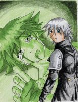 Sora's Tears by LordCavendish
