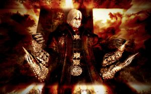 Devil May Cry: Hellfire by his1nightmare