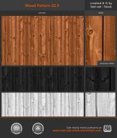 Wood Pattern 22.0 by Sed-rah-Stock