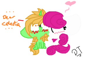 I Finally found him a mare! by TheMajesticButter394