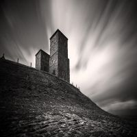 Reculver Towers I by Jez92