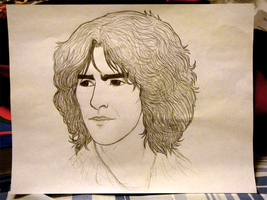 Late 1970's George WIP by SomeoneWhoDoodles