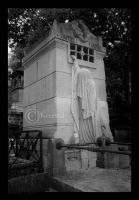 Pere Lachaise I by kReEsTaL