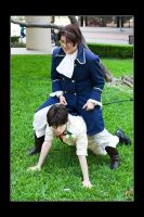 APH- Giddy Up, Spain by KitsuneAngel