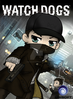 Watch Dogs by Mibu-no-ookami