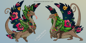 Tropical Coatl skin by Stinkehund