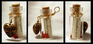 Scripture Bottle 2 by GeneveveX