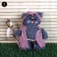 Wisa, ewok witch by Irisen84
