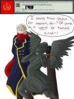 Question 45: Assassin Weeping Angels~! by Ask-Soviet-Russia