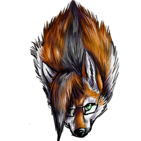Ivy by wolffoxin
