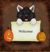 Silver w/ Welcome Sign by ILoveCP