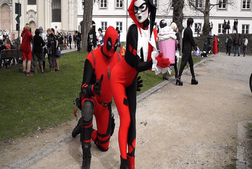 Harleypool - Shake dat bootey! by FaerieBlossom