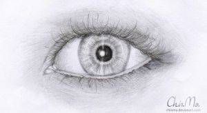 Eye by ChinMa