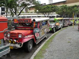 Jeepney Jam by asiaseen