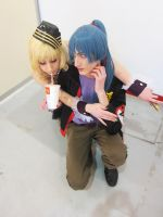 Cosplay Macross Frontiers by CosplayCami