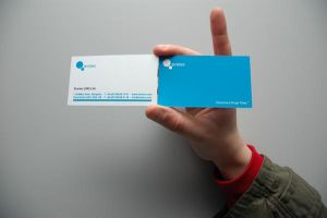 business card by datum2