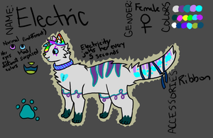 Electric ref by MaiMaiYay