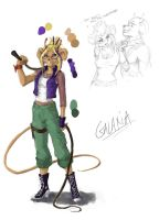 Biker Mice Galaxia by QueenGalaxia
