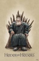 King Hodor by JamesBousema