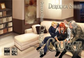 Coupage Cover Commission by Archie-The-RedCat