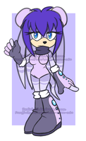 Echidna Adoptable by RedWulfi