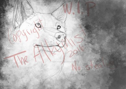 W.I.P. - Sinners and Saints by TheAlkymist