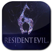 Resident Evil 6 Icon by Blitzk93