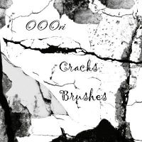 Cracks PS Brushes by OOOri
