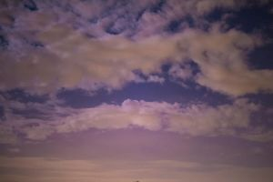 Moonlit Clouds Stock by little-spacey