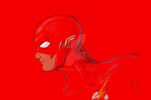 The Flash by The-Ray