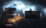 Titanfall UI Style by DataBase379
