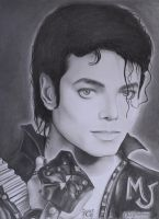 Michael Jackson the King of Pop by CleiszianART