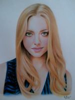 Amanda Seyfried by RichmonDeLeon