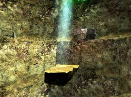 Gunz The Duel Map - Paradise Island / Light beam by CianDesign