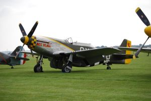Duxford Mustang 1 by WS-Clave