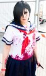 Sempai... Yandere-chan cosplay by MadeInHeaven1979