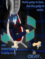 Here's What I Need You to Do - Portal 2 by Teddie-Chan