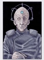 Davros Copic by phymns