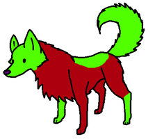 Toxic Wolf adopt -open- by xXAdopt-anythingXx