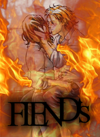 FIEND's - HG fanfic (FRENCH) by Eden-Bug