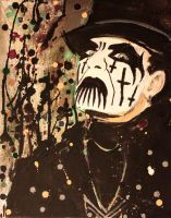 King Diamond by DRDAquila
