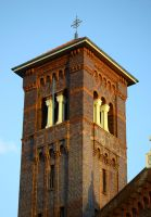 church tower2 by loustock