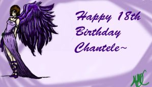 Chantele by MonsterNiccals